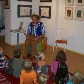 Der Clown auf dem Kindergeburtstag in Berlin